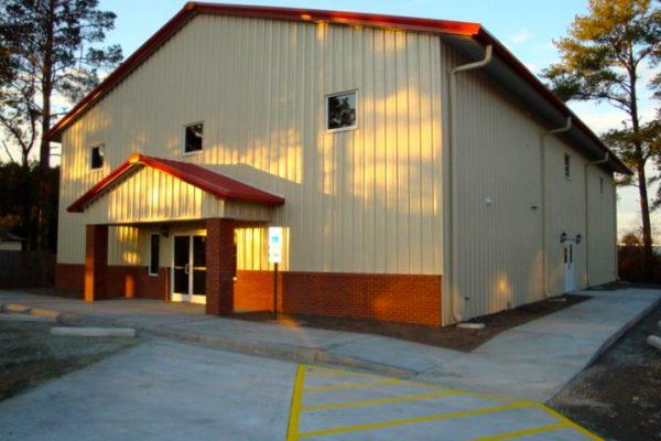 FIRST BAPTIST CHURCH CHOCOWINITY